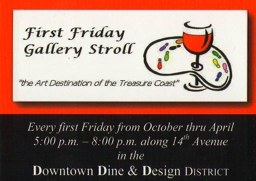 Downtown Art Gallery Stroll - we donate our space to local artists!