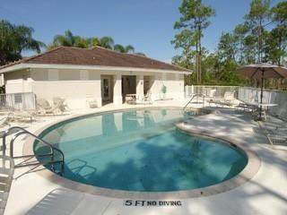 Wilshire Lakes Naples Fl community pool