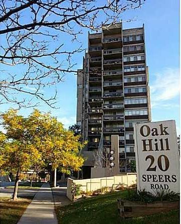 Oak Hills condo Oakville