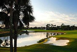 PGA Golf Course in St. Lucie West, Florida