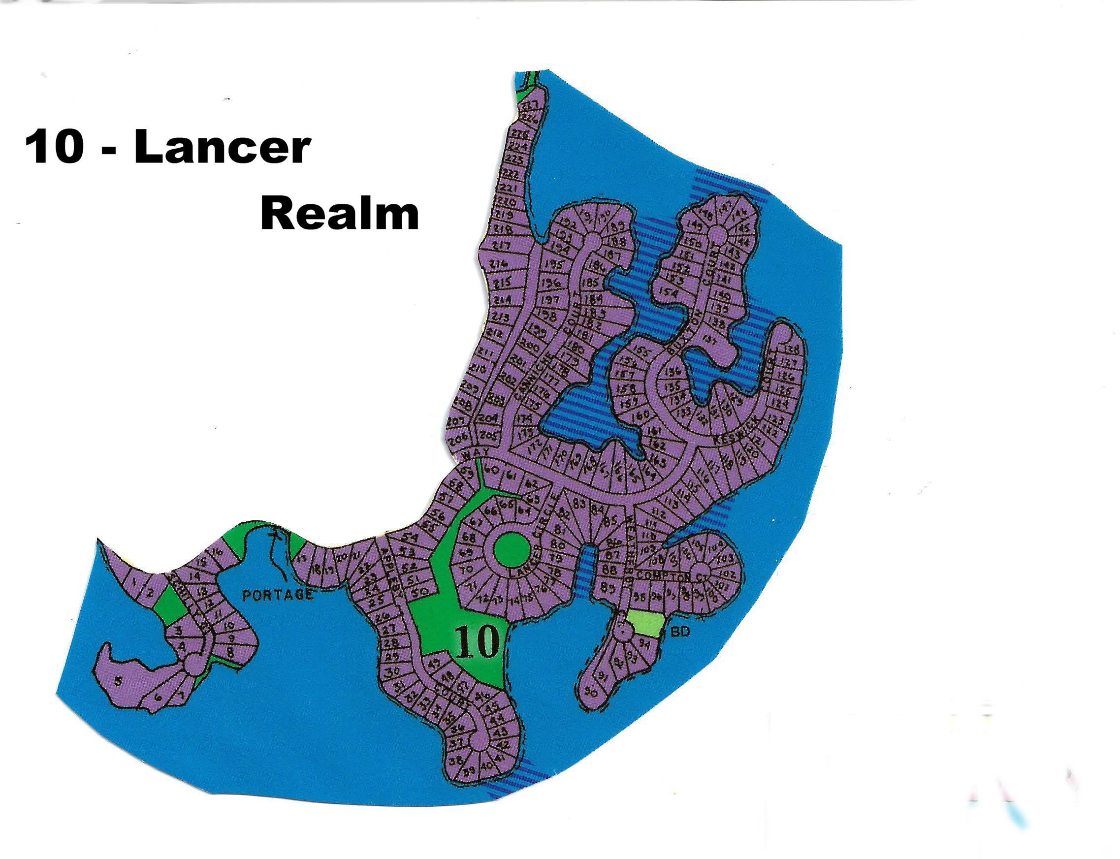 10  - LANCER REALM (L)