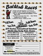 ANNUAL BATH TUB RACES Rocky Point Real Estate - John Walz - Realtor