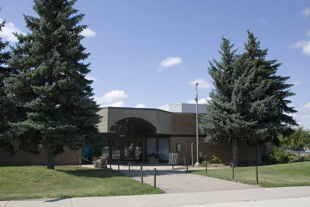 Sister O'Brien School in Silverwood Heights, Saskatoon