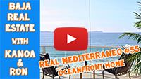Oceanfront Home for Sale in Real Mediterraneo