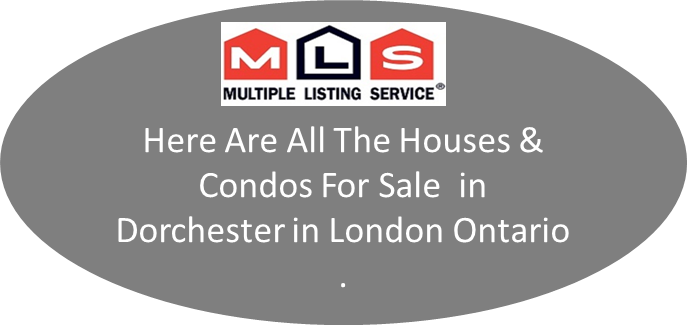 All the houses for sale in Dorchester Ontario on Mls