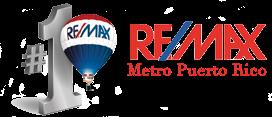 Remax Metro Puerto Rico logo