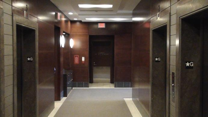 Grand Ovation condominium elevators