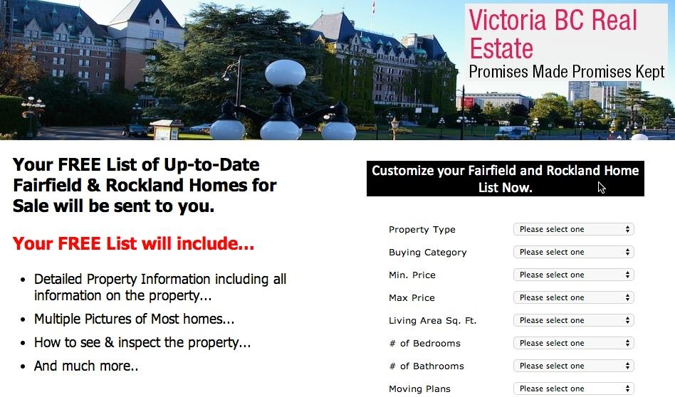 Find Fairfield and Rockland Homes and Propertites in Victoria, BC