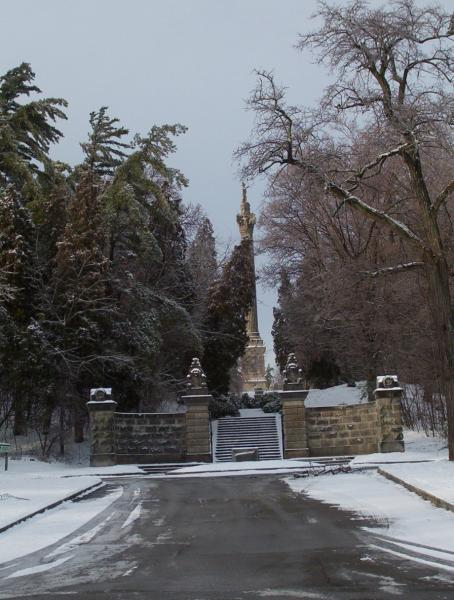 Sir Isaac Brock Monument - Queenston Heights