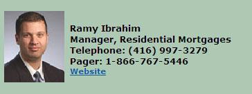 TorontoRealEstateGTA.com - Mortgage Broker Ramy Ibrahim