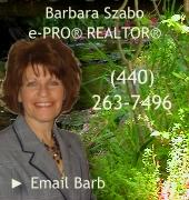 Click here to contact Barb online!