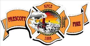 City of Prescott fire department loco