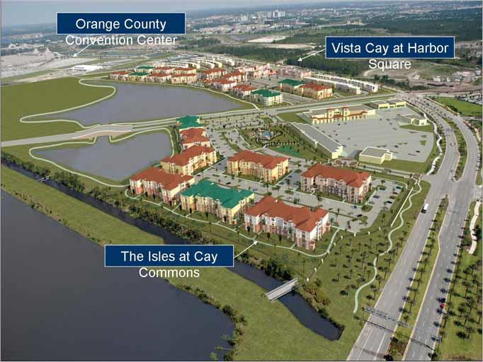 Vista Cay and Orange County Convention Center