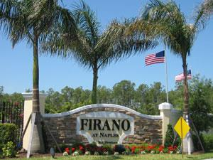 Firano at Naples Florida