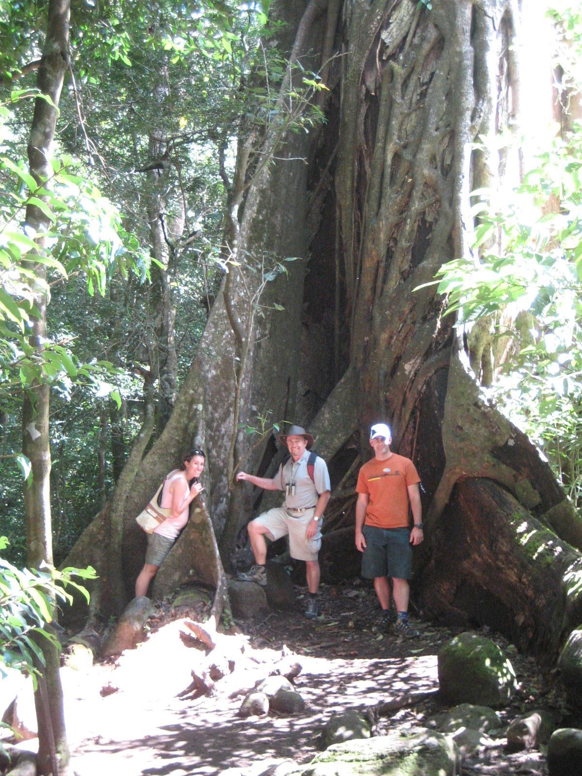 Rincon de la Vieja National Park Costa Rica