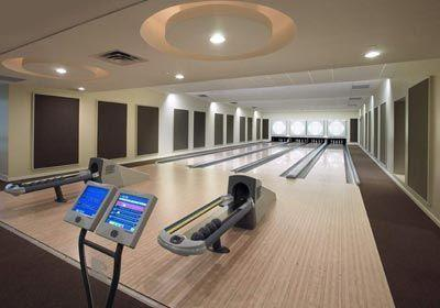Ovation bowling alley