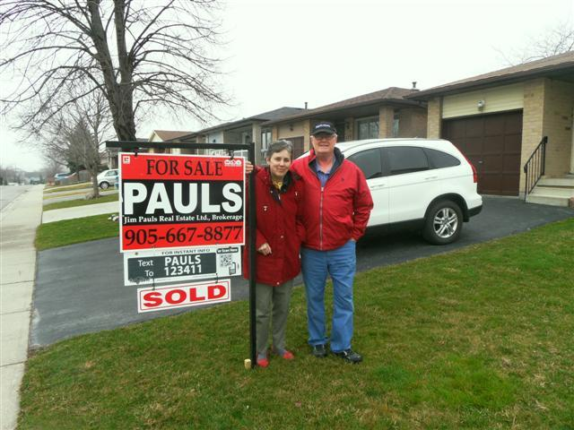 SOLD in Hamilton - Jim Pauls Real Estate