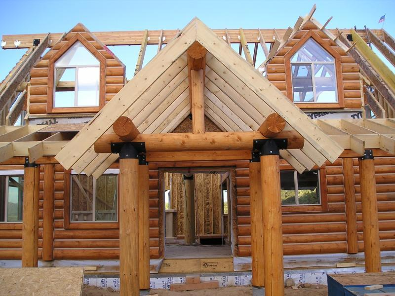 Pre Built Advantages Fast Assembly With Panelized Kit Log Homes