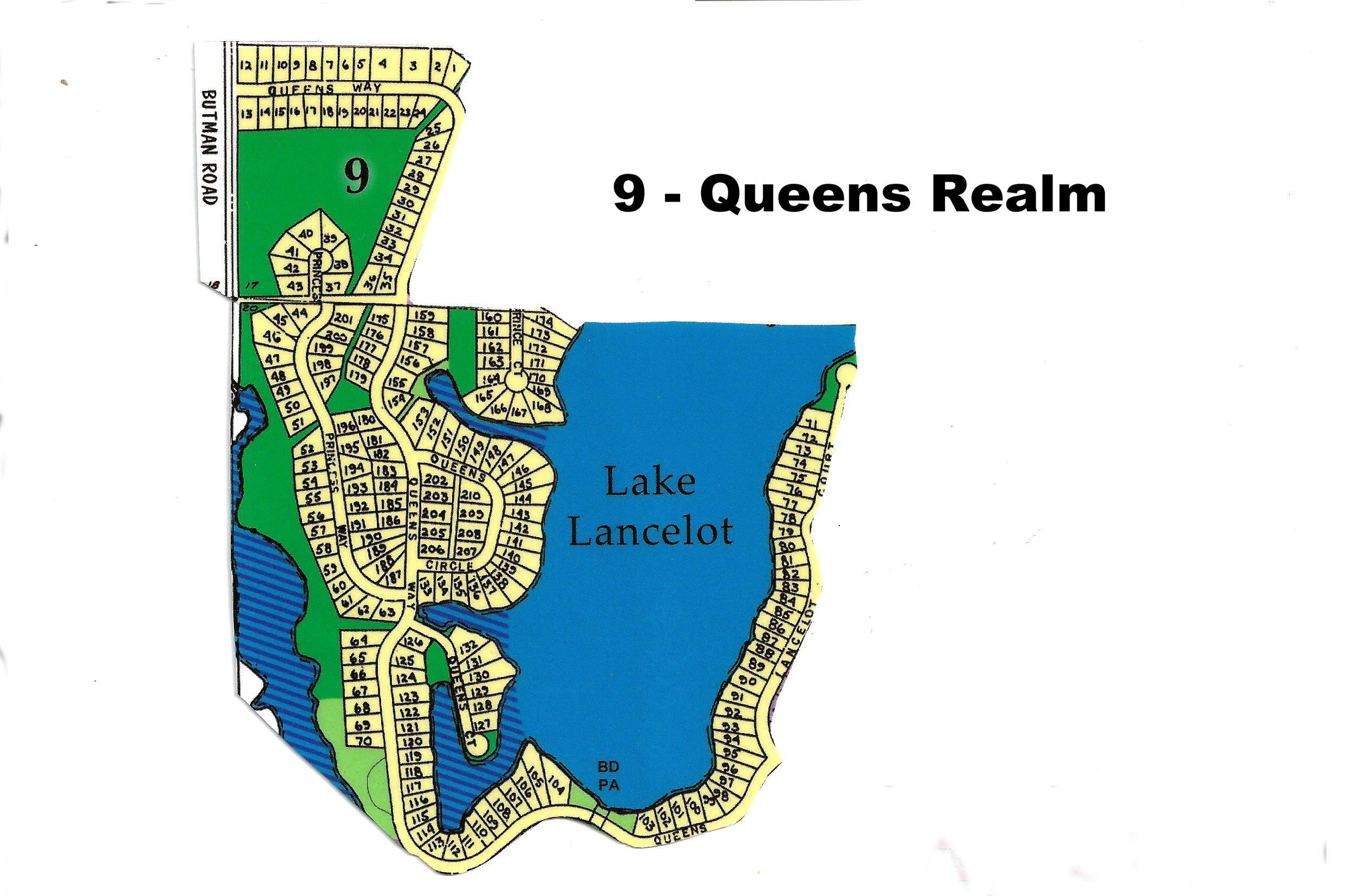 9   - QUEENS REALM (Q)