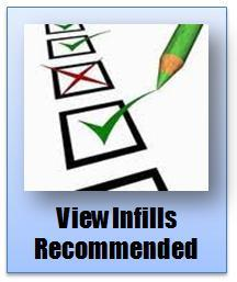 View Infills Recommended by Glen