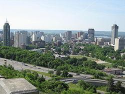 City of Hamilton Ontario