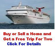 Buy or Sell a Home With MyDaddyHomes a Get a Free Cruise For Two. Click For Details