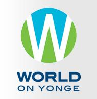 World On Yonge - Mixed-Use Office, Retail and Residential Condominiums on Yonge Street, North of Steeles