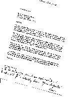 Dennis' wonderful letter