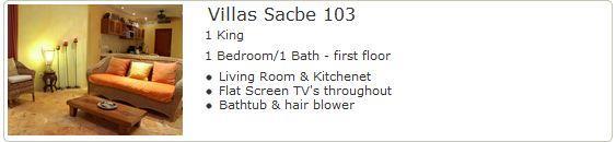 Villas Sacbe 103