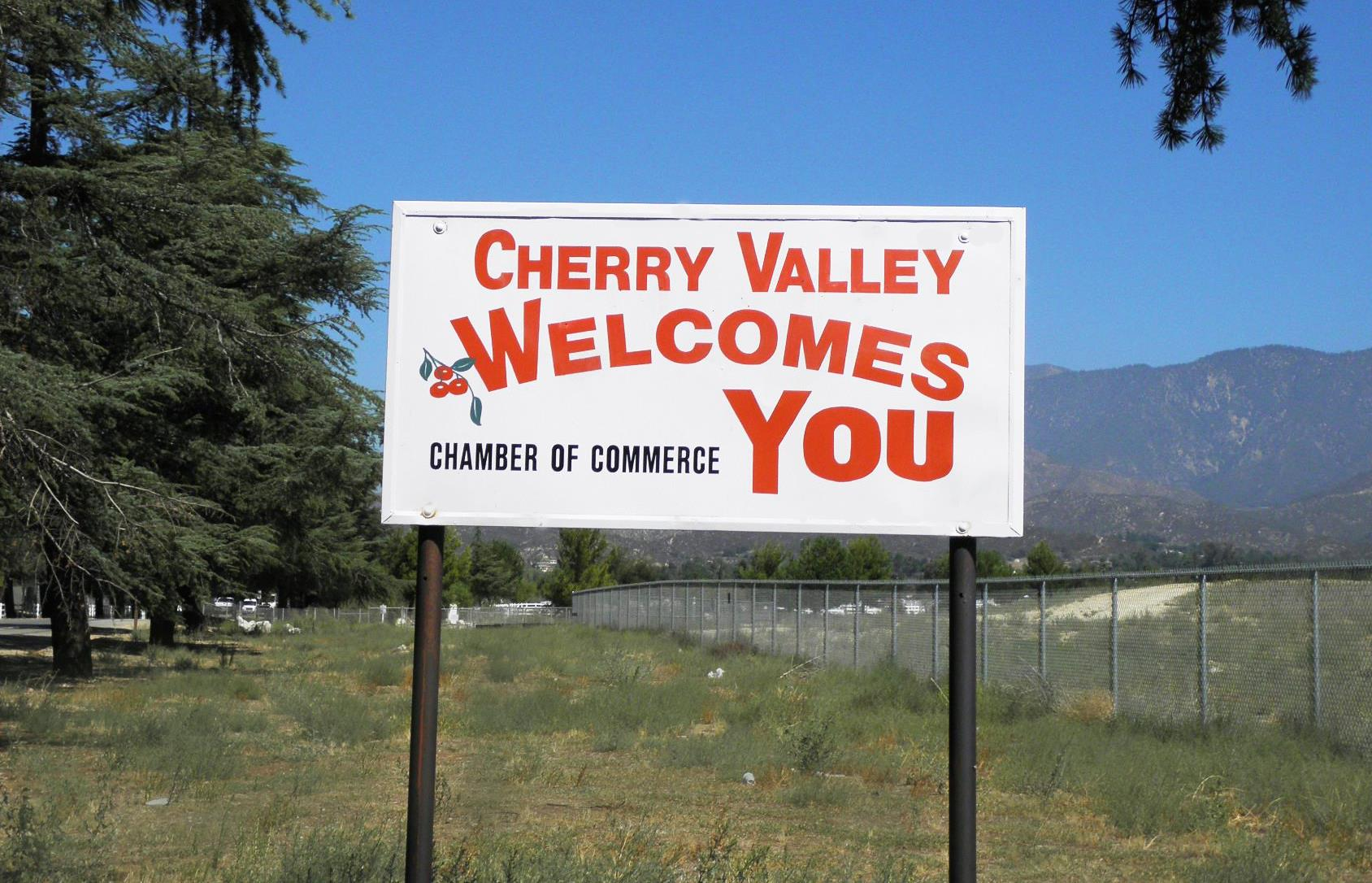 Cherry Valley Welcomes You