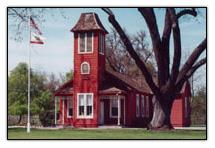 Original Red School House