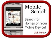 Search Homes Using Your Mobile Device!