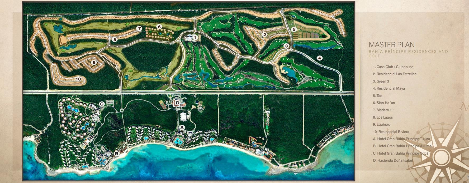 Bahia Principe Lots