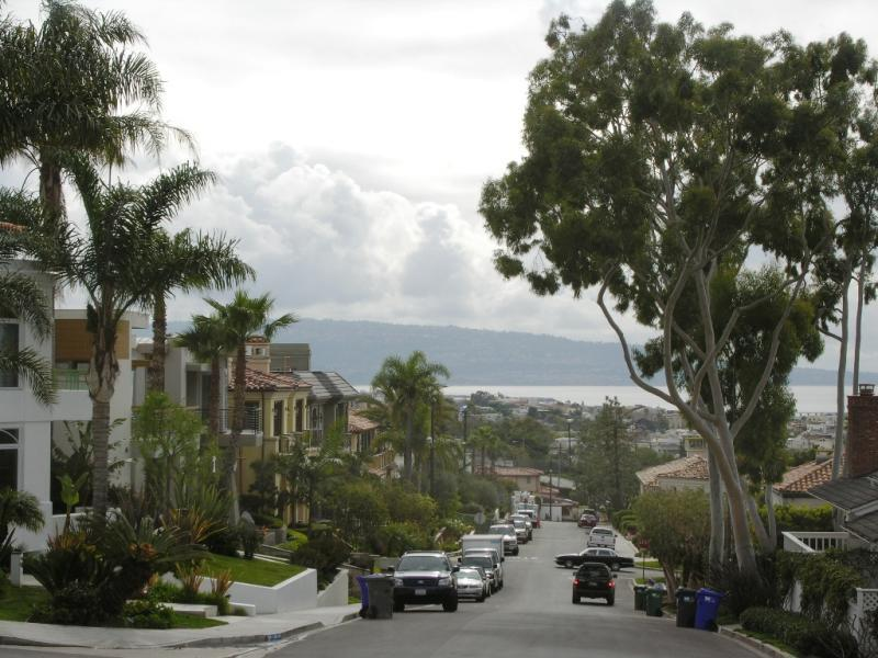 Manhattan Beach Hill Section homes