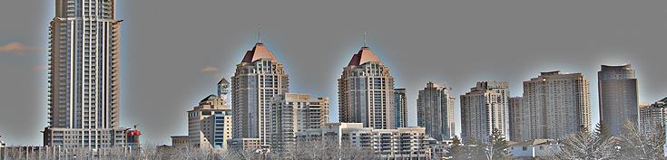 Condominiums for sale in Mississauga