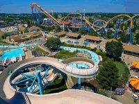 Dorney Park in Allentown