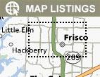 Search Frisco TX Homes By Map