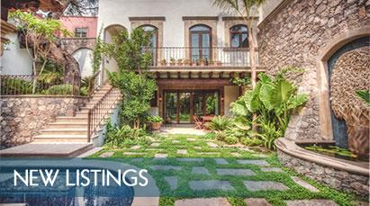New Listings for Sale San Miguel de Allende