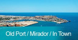 Old Port / Mirador / In Town