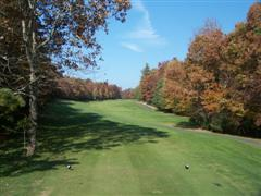 View from # 2 tee