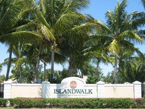 Island Walk Naples Florida