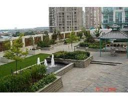 City Gate condominium patio