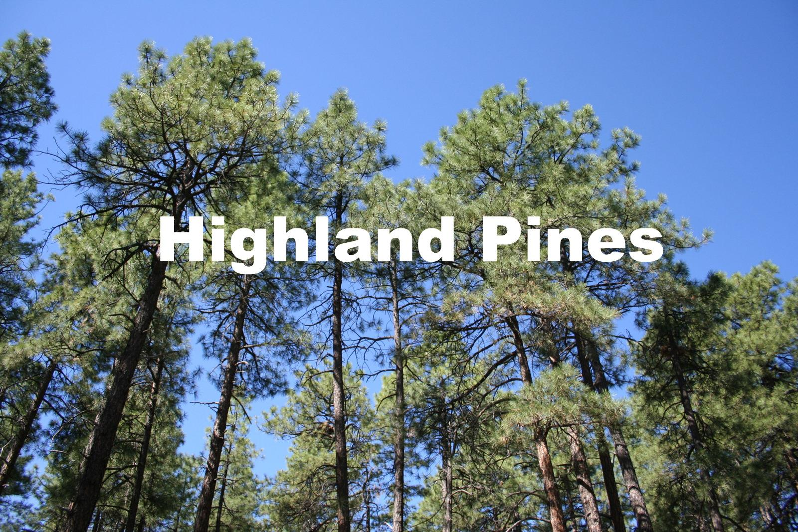 Highland Pines Prescott Arizona