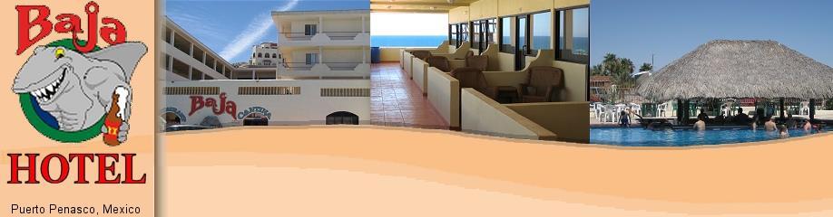 BAJA CANTINA & HOTEL Rocky Point Real Estate - John Walz - Realtor