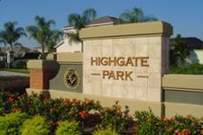 Highgate Park Davenport Homes for Sale