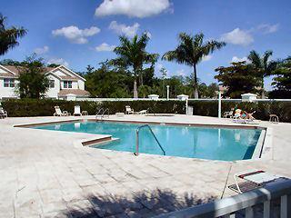 Milano Naples Fl neighborhood pool