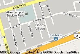 Liberty West Map