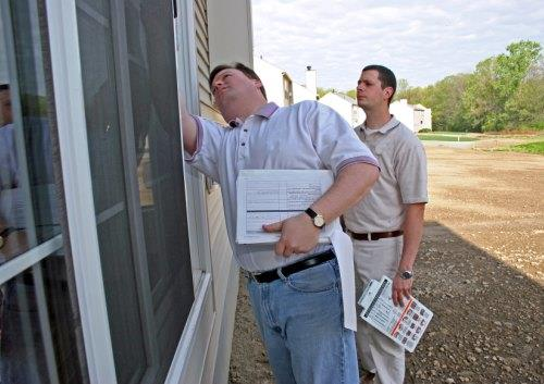 If you get bad results on your home inspection, an inspection contingency lets you back out of the contract.