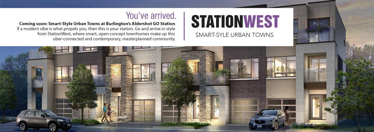 Station West Town Houses, Alderson New Town Houses Photos