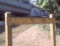 Ironton Rail Trail in Lehigh Valley, PA